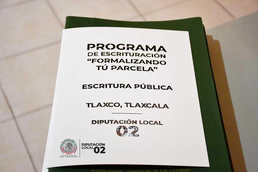 Michaelle Brito anuncia fecha limite para recepción de documentos del programa de Escrituración A Bajo Costo