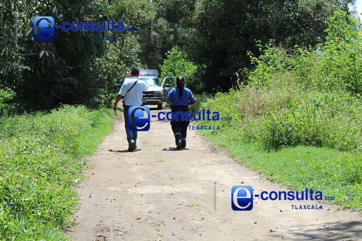 Asesinan a mujer en Tepetitla, fue degollada