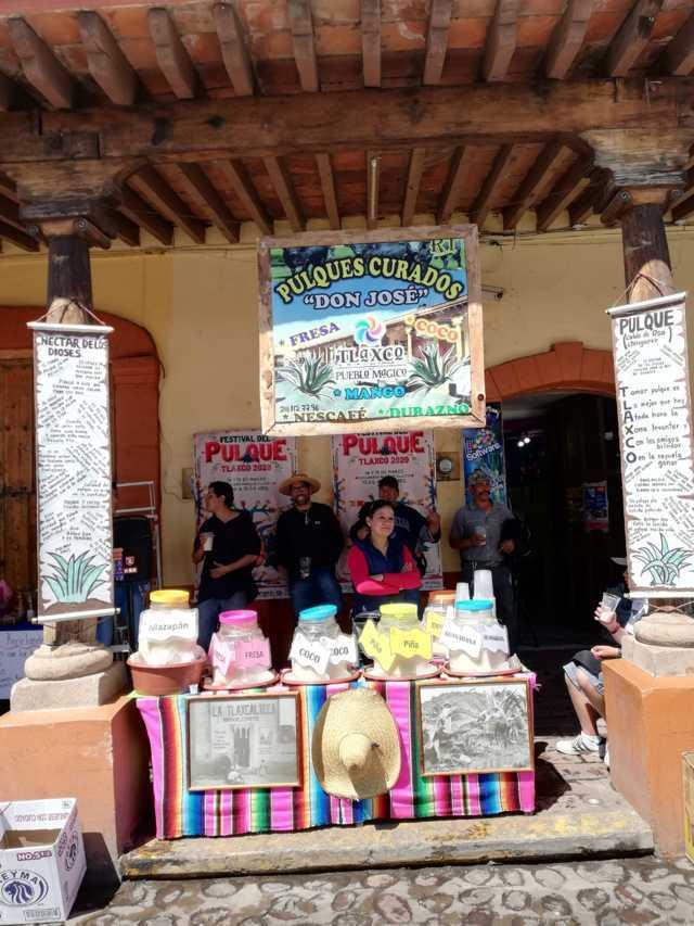 Un éxito el festival del Pulque 2020 en Tlaxco