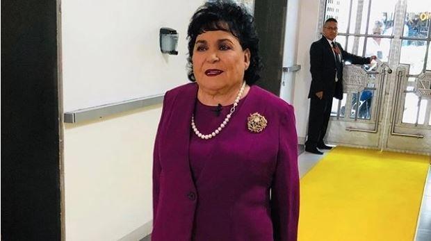 Asegura Carmen Salinas que pegándoles a los niños aprenden