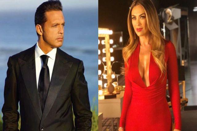 Luis Miguel celoso arremete contra Aracely Arámbula por usar un mini bikini