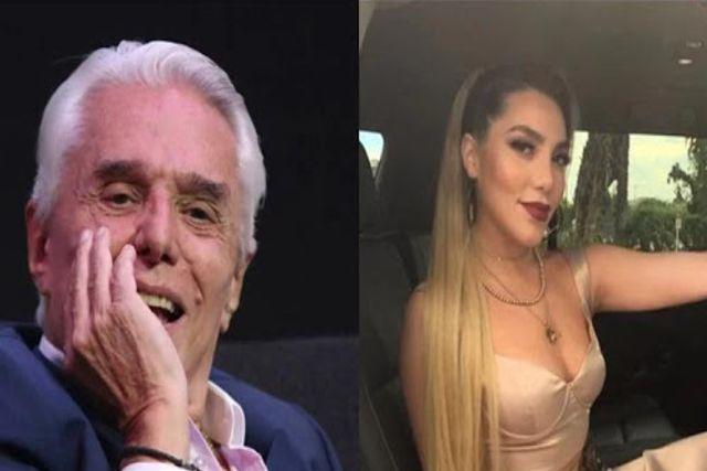 Enrique Guzmán llama a su nieta Frida Sofía ENFERMA