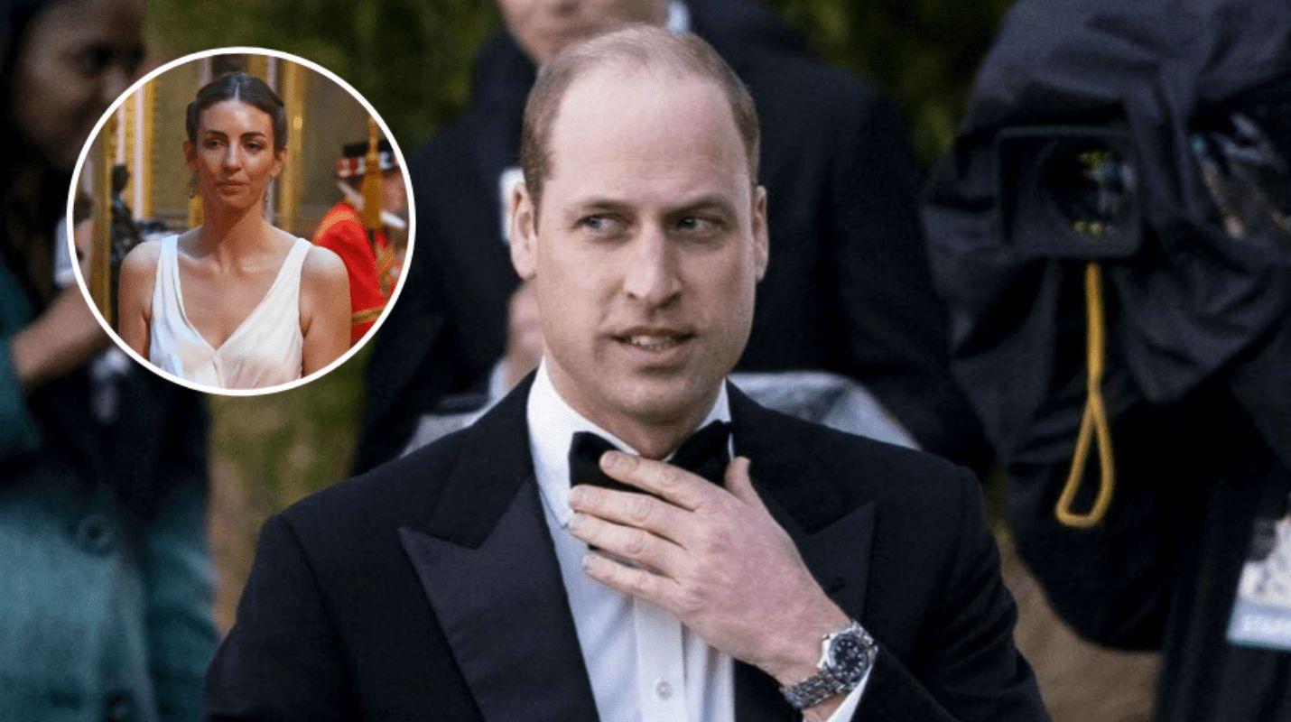 La amante del príncipe William pudo haber dejado a su esposo