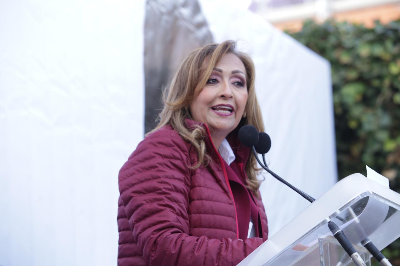 No a la corrupción en las alcaldías dice Lorena Cuéllar