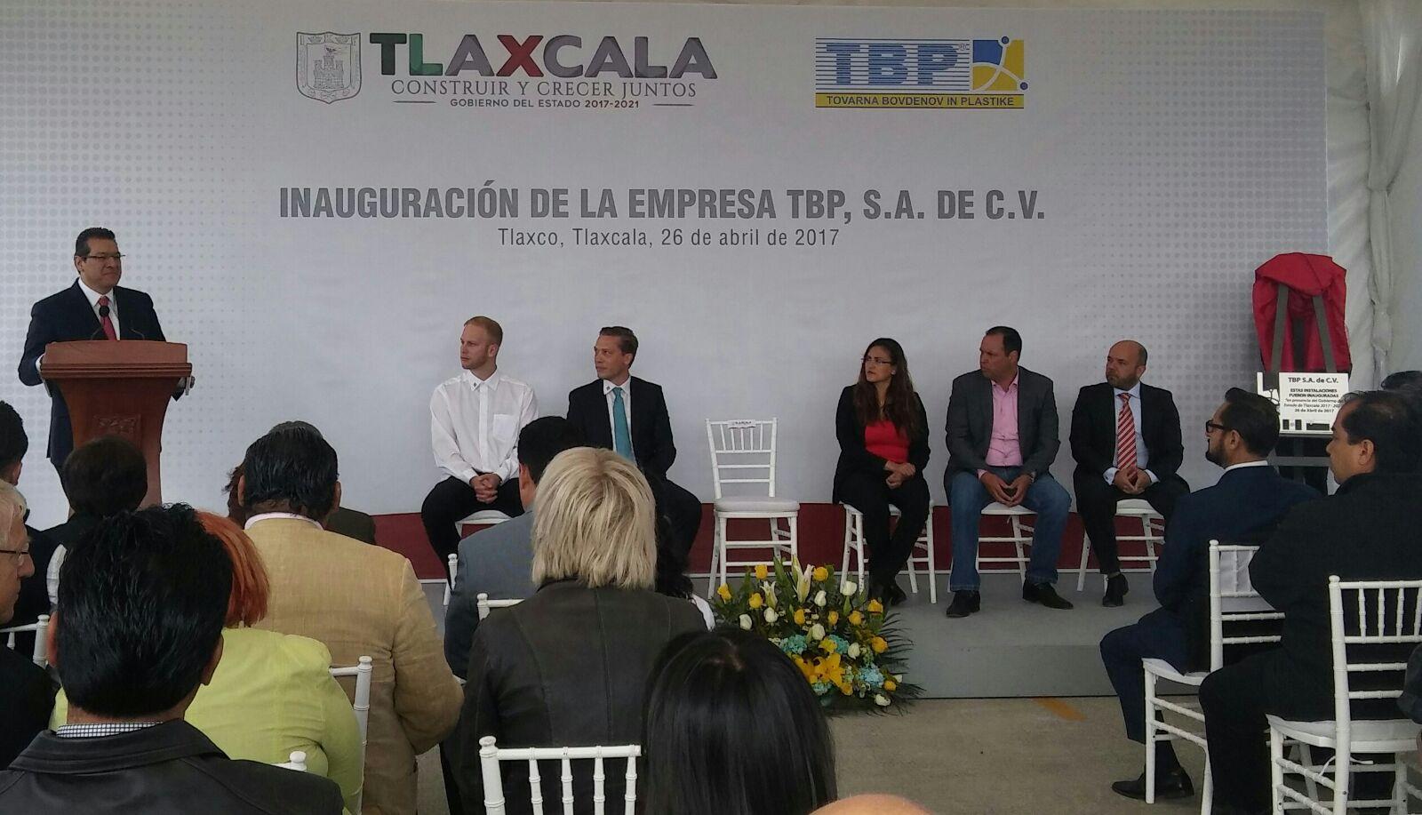 Sector automotriz vital para desarrollo en Tlaxcala