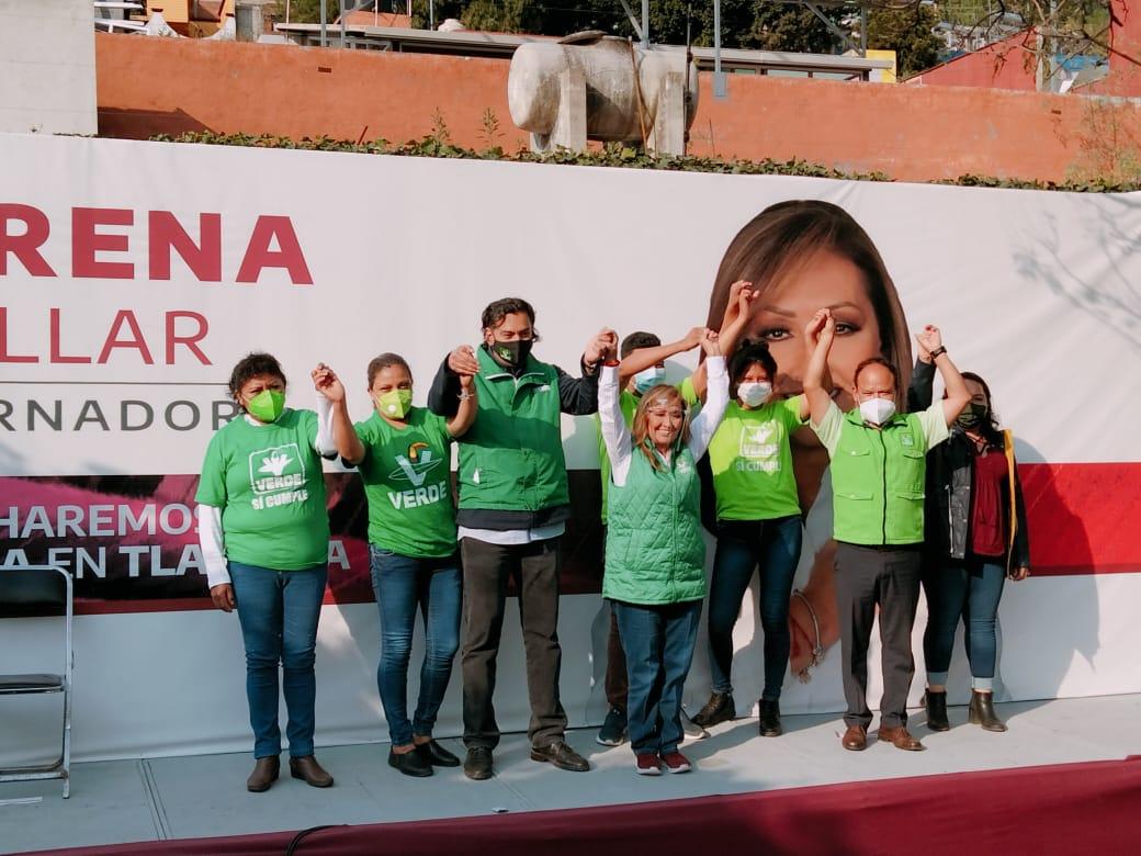 En Día Internacional de la Tierra, Lorena llama a hacer conciencia ecológica