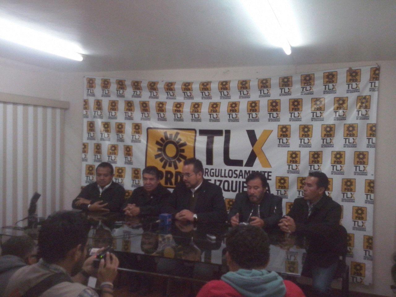 Aceptan PAN, PT, MC Y Panal sentarse por Frente Amplio Democrático