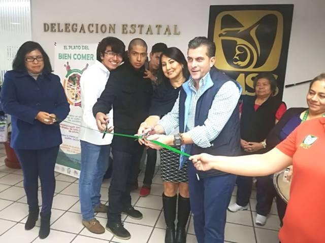 Inauguran la Expo Surrealista sobre obesidad en Tlaxcala