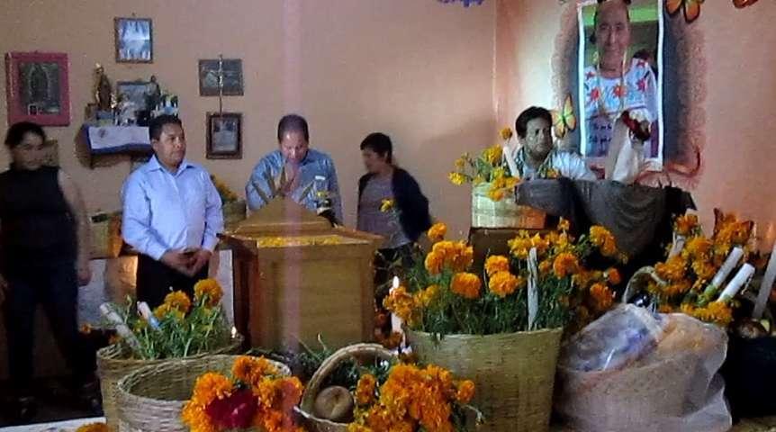 Culmina ancestral tradición, aun presente en Tetlanohcan