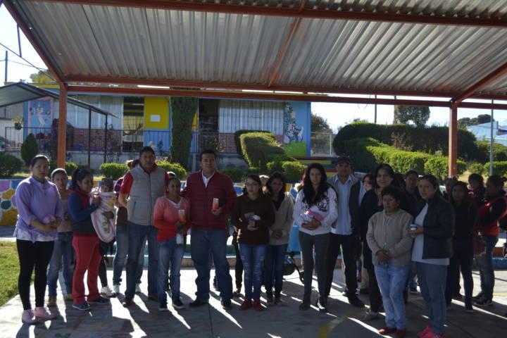 "Lanzan programa ""Cuidando tu riñón"" en Tzompantepec"