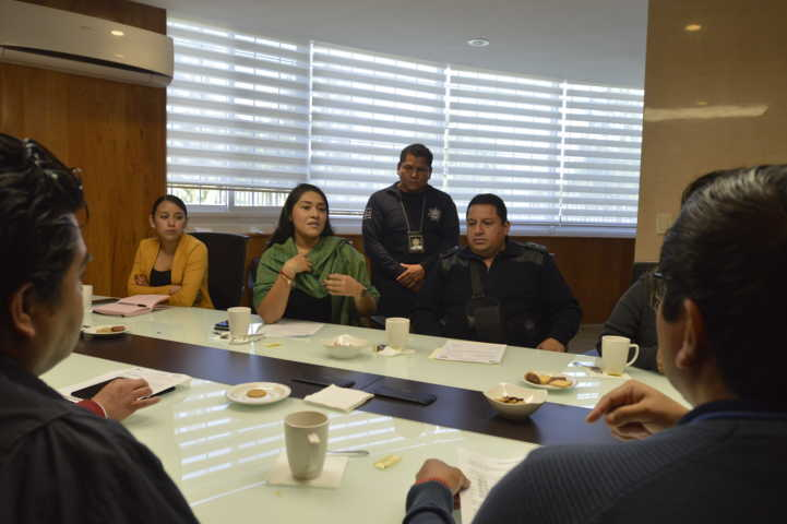 Ayuntamiento de Amaxac y Universidad Politécnica signan convenio de Trabajo