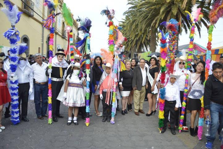 Este carnaval 2019 que derrocho alegría finalizo con saldo blanco: alcalde
