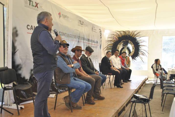Inicia Tlaxco Primer Campamento y Concurso Nacional de Fotografía de Naturaleza