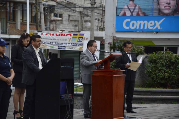 Ayuntamiento se suma a las actividades cívicas del mes de agosto