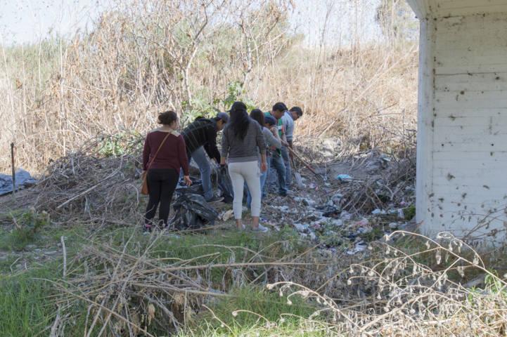 Con faenas de limpieza mejoramos el entorno ecológico del municipio: alcalde