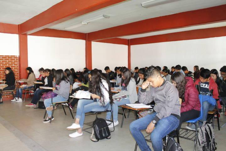 A curso propedéutico alumnos de nuevo ingreso del cobat