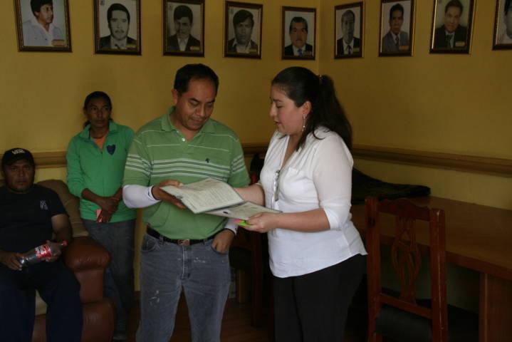 Ayuntamiento entrega actas de nacimiento sin ningún costo