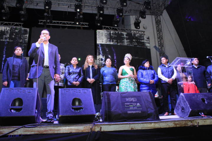 La Feria del Elote Xiloxoxtla 2019 rebaso expectativas: Pérez Juárez