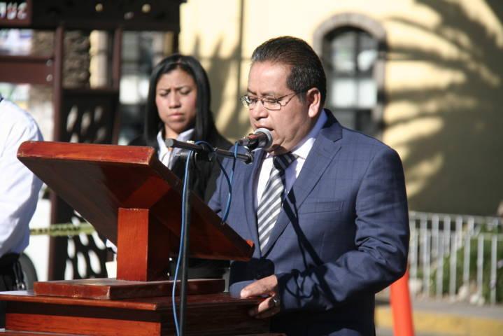 Fomentemos los valores cívicos ya que estos nos dan identidad: Carin Molina