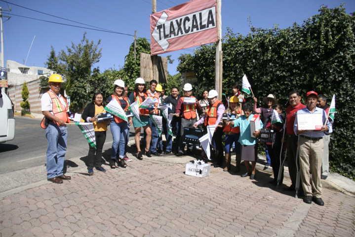 En Tlacocalpan reforzamos la seguridad con 15 cámaras de videovigilancia: alcalde