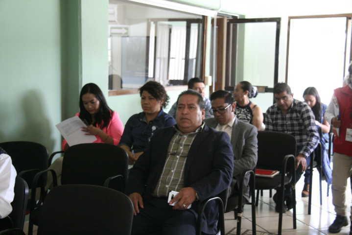 Alcalde se suma a los talleres de SEMARNAT sobre el saneamiento de los ríos