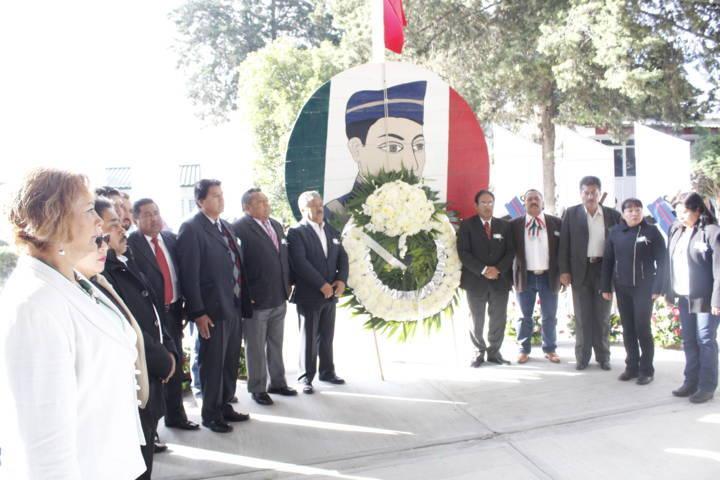 La Gesta Heroica es una fecha que tenemos presente los mexicanos: alcalde