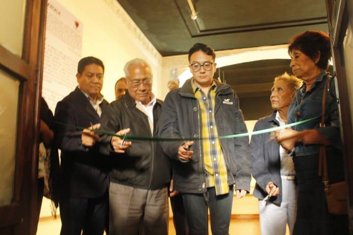"""Inauguran la exposición plástica """"American Dreams"""" en la galería municipal de Tlaxcala"""