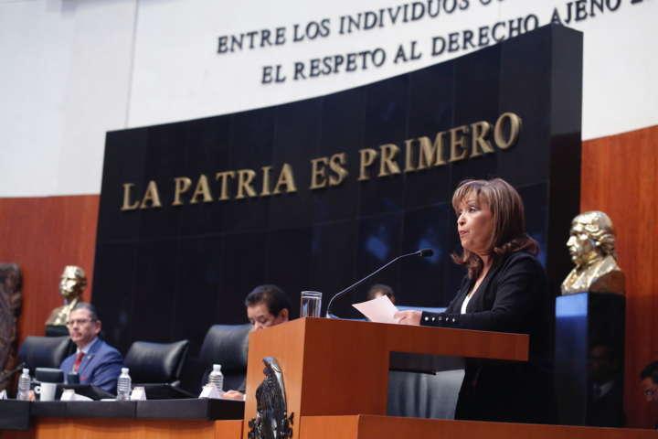 Propone Lorena Cuéllar proteger derechos de los progenitores en caso de muerte fetal