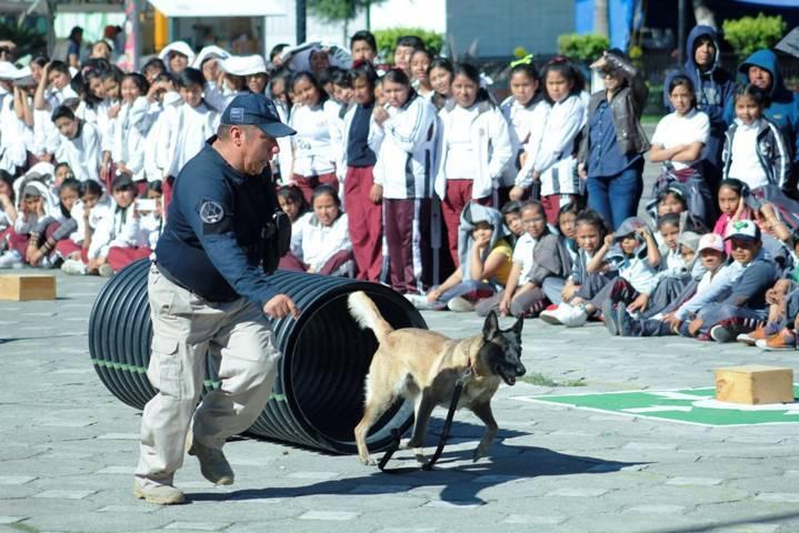 """Realiza CES """"Semana De Prevención Del Delito"""" en Contla"""
