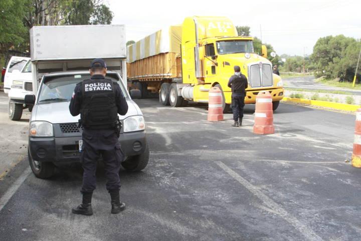 Otro golpe al robo de transporte de carga en Tequexquitla: CES