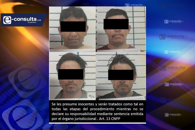 Obtiene FGR suspensión condicional contra cuatro personas por portación de arma de fuego