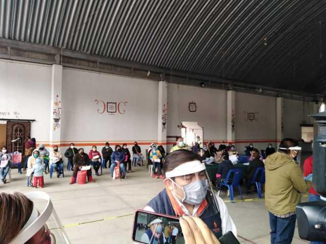 Desarrollamos acciones en beneficio de la sociedad: Alcalde de Totolac