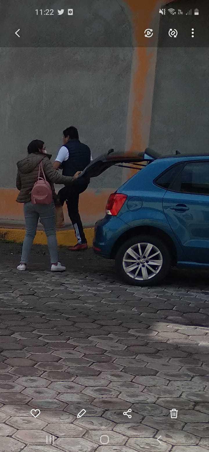 Mientras la Guardia Nacional detiene a mapache; Ángelo sigue de tramposo