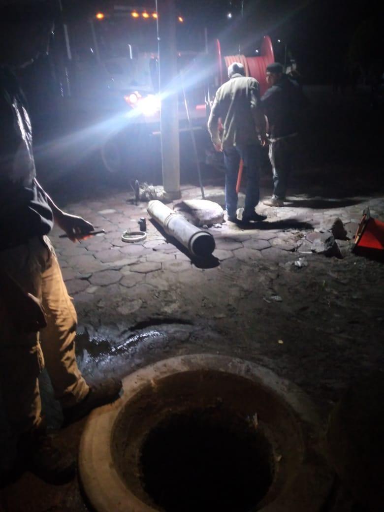 Basura y juguetes son la causa principal de que el sistema de drenaje se tape en SPM