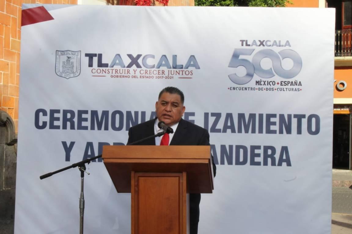 Los héroes de la Independencia dieron su vida para darnos libertad: alcalde
