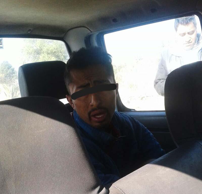 Policías salvan a malandrín de recibir su merecido
