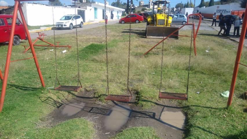 Alcalde pone en marcha trabajos de pavimentación en Texmolac