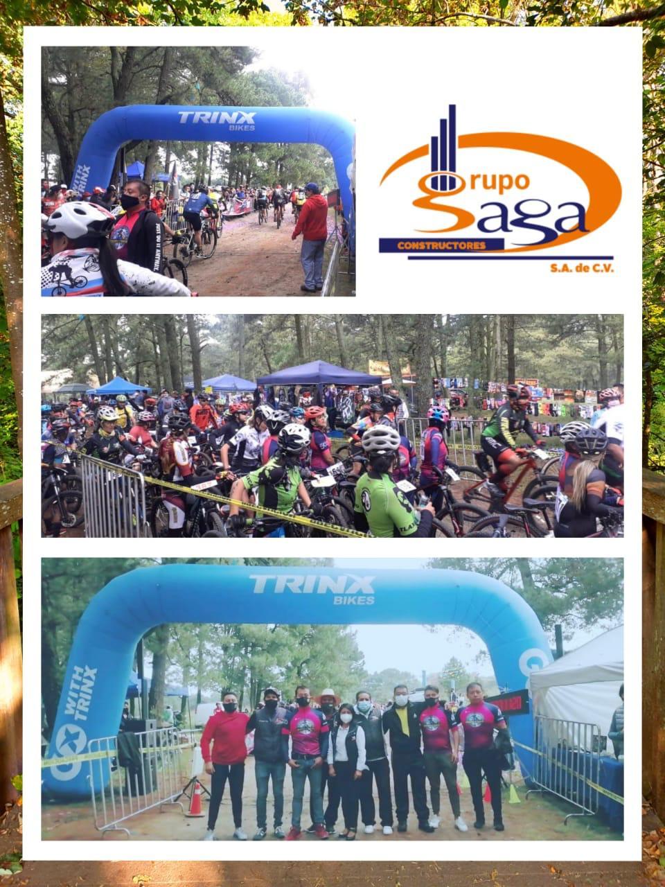 Grupo SAGA Constructores presente en la 11va. edición Mazatl Biker
