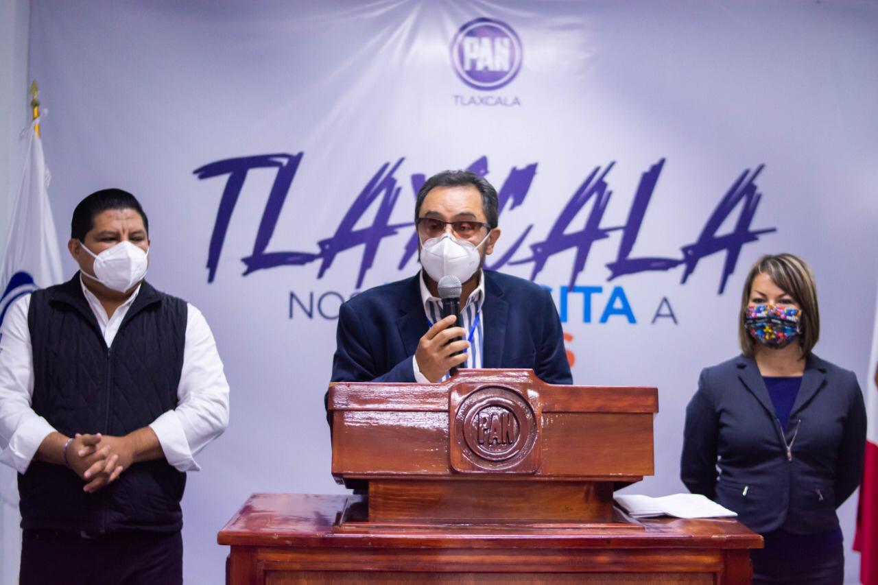 Ocurrencias Y Al Vapor iniciativa de Morena para desaparecer 109 fideicomisos: PAN Tlaxcala