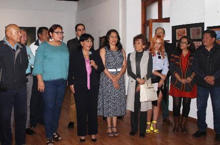 Llega a la galería capitalina exposición Con los ojos en Tlaxcala