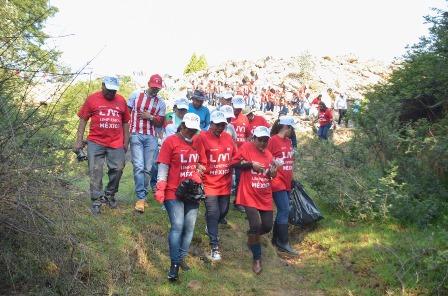 Se suma ayuntamiento capitalino a campaña Limpiemos México