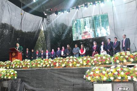Arrancó la XIV Feria de la Carpa y el Pulque Atlangatepec 2018