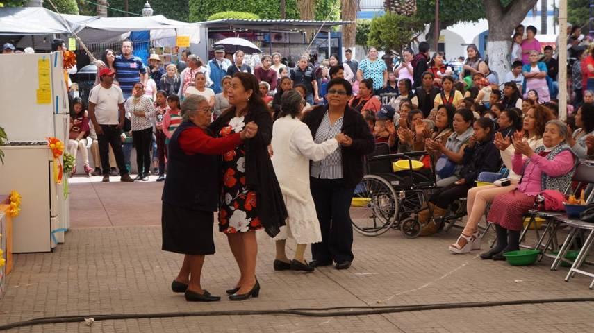 H. Ayuntamiento de San Pablo del Monte, festeja a las mamás del municipio