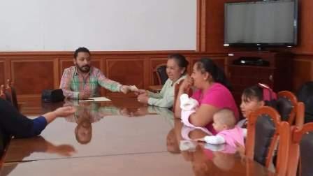 Alcalde Fortalece las tradiciones religiosas y otorga apoyos
