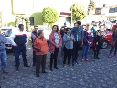 Realizan quinta Jornada de Limpieza ahora en San Gabriel Cuauhtla