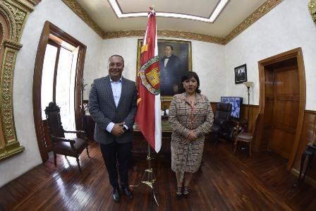 Acuerdan Tlaxcala y Atlixco impulsar desarrollo conjunto de sus comunas
