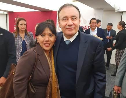 Participa Ávalos en reunión nacional de alcaldes con SSPC federal