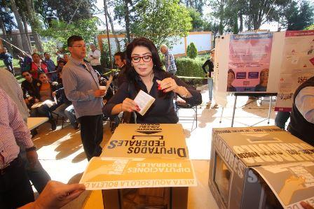 Confía Alejandra Ramírez en la imparcialidad del árbitro electoral