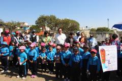Inicia en Humantla programa de educación vial entre escolares