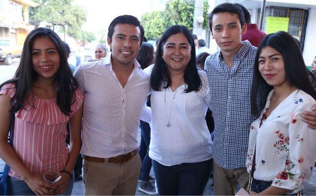 Asume Anabel Alvarado Varela compromisos en 37 municipios